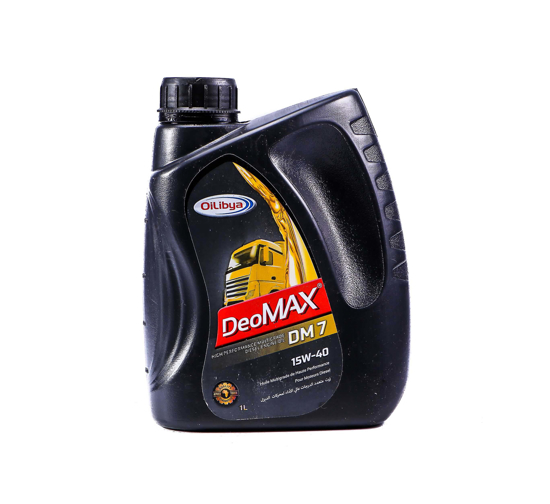 Picture of OILYBIA DeoMax DM 7 - 15W 40-12 X 1 LTR