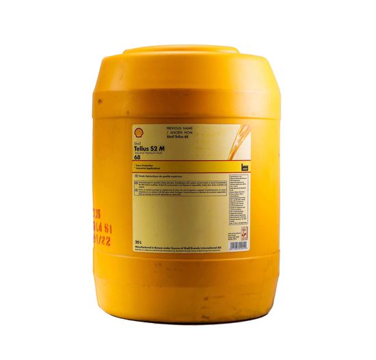 Picture of SHELL Tellus S2M 68-20 LTR.jpeg